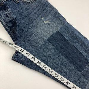 Levi's Jeans - Levi's 501ct Patchwork Jeans